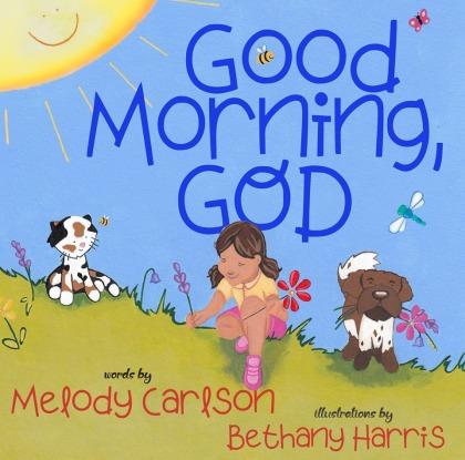 Good Morning God cover
