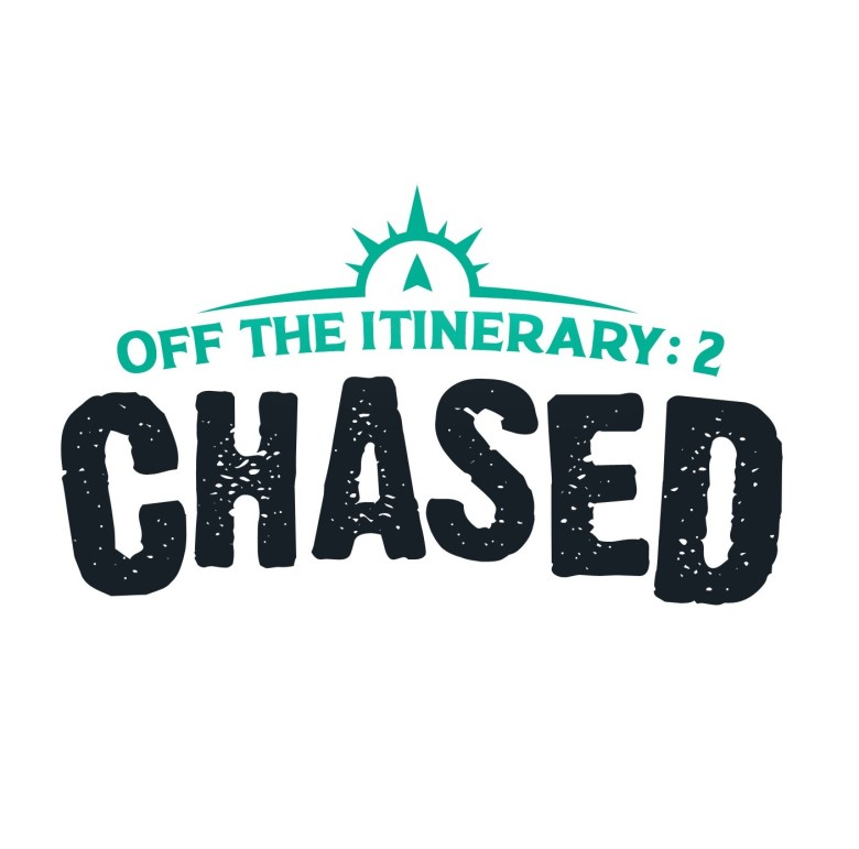Chased Title Logo