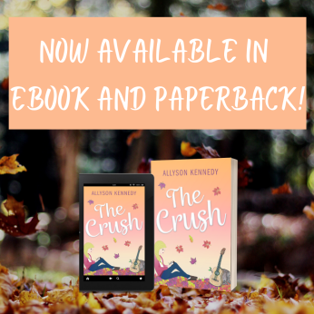 TheCrush-NowAvailableebookPaperback